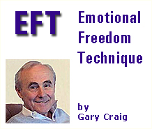 a research on gary craig on eft Welcome to the gold standard (official) eft tapping tutorial before you begin 1 about those eft tapping spin-offs: a candid discussion 2 about the authors - gary & tina craig 3 certifications 4 an open letter 5 a priceless gift 6 a note to researchers 7 a note on commercial uses 8.