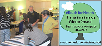 Touch for Health training